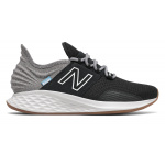 New Balance FRESH FOAM ROAV TK Womens Running Shoe - Black/Light Aluminum New Balance FRESH FOAM ROAV TK Womens Running Shoe - Black/Light Aluminum