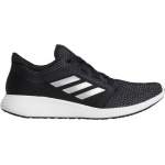 Adidas Edge LUX 3 Womens Running SHoe - Core Black/Silver Met./FTWR White Adidas Edge LUX 3 Womens Running SHoe - Core Black/Silver Met./FTWR White