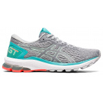 ASICS GT-1000 9 D WIDE Women's Running Shoe - Piedmont Grey/Bio Mint ASICS GT-1000 9 D WIDE Women's Running Shoe - Piedmont Grey/Bio Mint
