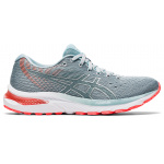ASICS GEL-Cumulus 22 D WIDE Womens Running Shoe - Piedmont Grey/Light Steel ASICS GEL-Cumulus 22 D WIDE Womens Running Shoe - Piedmont Grey/Light Steel
