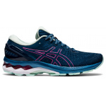 ASICS GEL-Kayano 27 Womens Running Shoe - Mako Blue/Hot Pink ASICS GEL-Kayano 27 Womens Running Shoe - Mako Blue/Hot Pink
