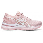 ASICS GEL-Nimbus 22 Women's Running Shoe - Ginger Peach/White ASICS GEL-Nimbus 22 Women's Running Shoe - Ginger Peach/White
