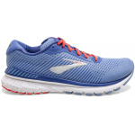 Brooks Adrenaline GTS 20 B Womens Running Shoe - BEL AIR BLUE/CORAL/SIL Brooks Adrenaline GTS 20 B Womens Running Shoe - BEL AIR BLUE/CORAL/SIL