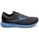 Brooks Glycerin 18 D WIDE Womens Running Shoe - BLACK/EBONY/CORNFLOWER Brooks Glycerin 18 D WIDE Womens Running Shoe - BLACK/EBONY/CORNFLOWER