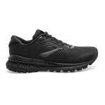 Brooks Adrenaline GTS 20 B Womens Running Shoe - BLACK/BLACK Brooks Adrenaline GTS 20 B Womens Running Shoe - BLACK/BLACK