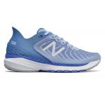 New Balance 860v11 D WIDE Womens Running Shoe - Frost Blue/Faded Cobalt New Balance 860v11 D WIDE Womens Running Shoe - Frost Blue/Faded Cobalt