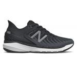 New Balance 860v11 D WIDE Womens Running Shoe - Black/White New Balance 860v11 D WIDE Womens Running Shoe - Black/White