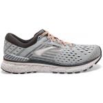 Brooks Transcend 6 Womens Running Shoe - GREY/PALE PEACH/SILVER Brooks Transcend 6 Womens Running Shoe - GREY/PALE PEACH/SILVER