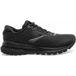 Brooks Adrenaline GTS 20 D WIDE Womens Running Shoe - BLACK/BLACK Brooks Adrenaline GTS 20 D WIDE Womens Running Shoe - BLACK/BLACK