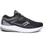 Saucony Jazz 22 Womens Running Shoe - BLACK Saucony Jazz 22 Womens Running Shoe - BLACK