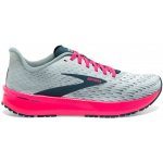 Brooks Hyperion Tempo Womens Running Shoe - Ice Flow/Navy/Pink Brooks Hyperion Tempo Womens Running Shoe - Ice Flow/Navy/Pink