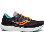 Saucony Triumph 18 Womens Running Shoe - Future Black Saucony Triumph 18 Womens Running Shoe - Future Black