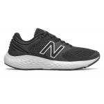 New Balance 520v7 LK D WIDE Womens Running Shoe - Black/White New Balance 520v7 LK D WIDE Womens Running Shoe - Black/White
