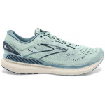 Brooks Glycerin GTS 19 B Womens Running Shoe - AQUA/WHISPER WHT/NAVY Brooks Glycerin GTS 19 B Womens Running Shoe - AQUA/WHISPER WHT/NAVY