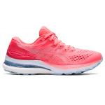 ASICS GEL-Kayano 28 D WIDE Womens Running Shoe - Blazing Coral/Mist ASICS GEL-Kayano 28 D WIDE Womens Running Shoe - Blazing Coral/Mist