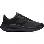 Nike Winflo 8 Womens Running Shoe - BLACK/BLACK-DK SMOKE GREY-IRON GREY Nike Winflo 8 Womens Running Shoe - BLACK/BLACK-DK SMOKE GREY-IRON GREY
