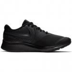 Nike Star Runner 2 GS Kids Running Shoe - BLACK/ANTHRACITE-BLACK Nike Star Runner 2 GS Kids Running Shoe - BLACK/ANTHRACITE-BLACK