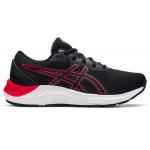 ASICS GEL Excite 8 GS Kids Running Shoe - Black/Electric Red ASICS GEL Excite 8 GS Kids Running Shoe - Black/Electric Red