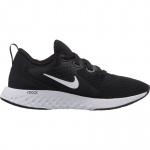 Nike REBEL React Boys Running Shoe - BLACK/WHITE Nike REBEL React Boys Running Shoe - BLACK/WHITE