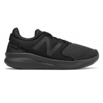 New Balance FuelCore Coast v3 Boys Running Shoe - Black/Magnet New Balance FuelCore Coast v3 Boys Running Shoe - Black/Magnet