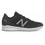 New Balance Fresh Foam Zante Pursuit Boys Running Shoe - Black/Silver New Balance Fresh Foam Zante Pursuit Boys Running Shoe - Black/Silver