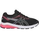 ASICS GT-1000 7 GS Girls Running Shoe - BLACK/BLACK ASICS GT-1000 7 GS Girls Running Shoe - BLACK/BLACK