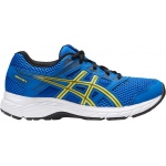 ASICS GEL-Contend 5 GS Boys Running Shoe - ILLUSION BLUE/LEMON SPARK ASICS GEL-Contend 5 GS Boys Running Shoe - ILLUSION BLUE/LEMON SPARK