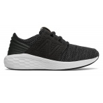 New Balance Fresh Foam Cruz PS Boys Running Shoe - Black/Magnet New Balance Fresh Foam Cruz PS Boys Running Shoe - Black/Magnet