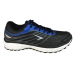SFIDA Transcend Boys Running Shoe - BLACK/ROYAL SFIDA Transcend Boys Running Shoe - BLACK/ROYAL