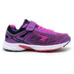 SFIDA Pursuit Girls VELCRO Running Shoe - Purple Fuchsia - JAN SFIDA Pursuit Girls VELCRO Running Shoe - Purple Fuchsia - JAN