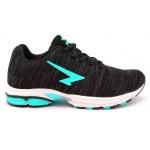 SFIDA Transfuse 2 Girls Running Shoe - BLACK/AQUA SFIDA Transfuse 2 Girls Running Shoe - BLACK/AQUA