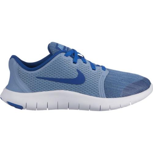 new styles 20a72 dca86 Nike Flex Contact 2 GS Boys Running Shoe - INDIGO FOG INDIGO FORCE-WHITE    Sportsmart   Melbourne s largest sports warehouses