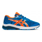 ASICS GT-1000 8 GS Boys Running Shoe - Directoire Blue/Koi ASICS GT-1000 8 GS Boys Running Shoe - Directoire Blue/Koi