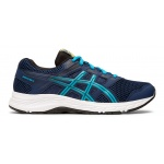 ASICS GEL-Contend 5 GS Boys Running Shoe - Blue Expanse/Island Blue ASICS GEL-Contend 5 GS Boys Running Shoe - Blue Expanse/Island Blue