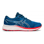 ASICS GEL-Excite 6 GS Boys Running Shoe - Lake Drive/Midnight ASICS GEL-Excite 6 GS Boys Running Shoe - Lake Drive/Midnight