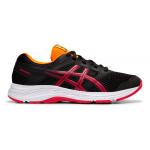 ASICS GEL-Contend 5 GS Boys Running Shoe - Black/Speed Red - SEP 19 ASICS GEL-Contend 5 GS Boys Running Shoe - Black/Speed Red - SEP 19