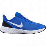 Nike Revolution 5 GS Boys Running Shoe - RACER BLUE/WHITE-BLACK Nike Revolution 5 GS Boys Running Shoe - RACER BLUE/WHITE-BLACK