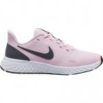 Nike Revolution 5 GS Girls Running Shoe - PINK FOAM/DARK GREY Nike Revolution 5 GS Girls Running Shoe - PINK FOAM/DARK GREY