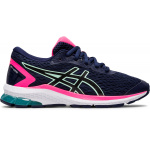 ASICS GT-1000 9 GS Girls Running Shoe - Peacoat/Black ASICS GT-1000 9 GS Girls Running Shoe - Peacoat/Black