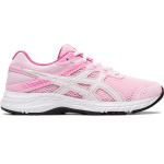 ASICS Contend 6 GS Girls Running Shoe - Cotton Candy/White ASICS Contend 6 GS Girls Running Shoe - Cotton Candy/White
