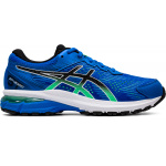 ASICS GT-2000 8 GS Boys Running Shoe - Electric Blue/Black ASICS GT-2000 8 GS Boys Running Shoe - Electric Blue/Black