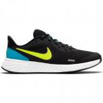 Nike Revolution 5 GS Boys Running Shoe - BLACK/LEMON VENOM - JAN 2020 Nike Revolution 5 GS Boys Running Shoe - BLACK/LEMON VENOM - JAN 2020