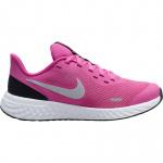 Nike Revolution 5 GS Girls Running Shoe - ACTIVE FUCHSIA/METALLIC SILVER - JAN 2020 Nike Revolution 5 GS Girls Running Shoe - ACTIVE FUCHSIA/METALLIC SILVER - JAN 2020