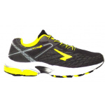 SFIDA Pursuit 2 Boys Running Shoe - BLACK/LIME SFIDA Pursuit 2 Boys Running Shoe - BLACK/LIME