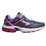 SFIDA Pursuit 2 VELCRO Girls Running Shoe - Navy/Pink/Lilac SFIDA Pursuit 2 VELCRO Girls Running Shoe - Navy/Pink/Lilac