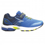 SFIDA Conquest VELCRO Boys Running Shoe - ROYAL/NAVY/LIME SFIDA Conquest VELCRO Boys Running Shoe - ROYAL/NAVY/LIME