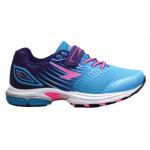 SFIDA Conquest VELCRO Girls Running Shoe - BLUE/PURPLE/PINK SFIDA Conquest VELCRO Girls Running Shoe - BLUE/PURPLE/PINK