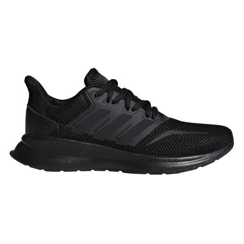 Adidas Runfalcon Kids Running Shoe Core Black