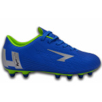 SFIDA Velocity Kids Football Boot - ROYAL/FLURO LIME SFIDA Velocity Kids Football Boot - ROYAL/FLURO LIME