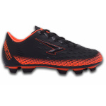 SFIDA Majestic Kids Football Boot - BLACK/ORANGE SFIDA Majestic Kids Football Boot - BLACK/ORANGE